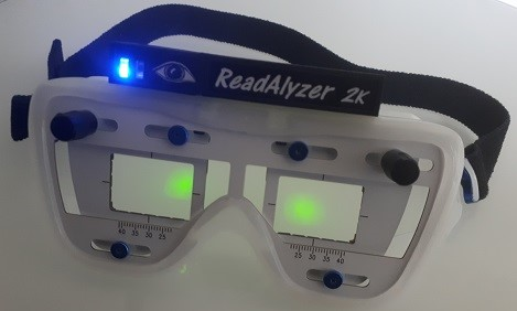 ReadAlyzer 2K goggles